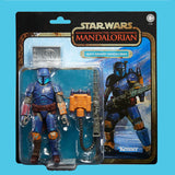 HASBRO - STAR WARS BLACK SERIES - THE MANDALORIAN CREDIT COLLECTION - HEAVY INFANTRY MANDALORIAN 15CM