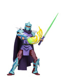 TEENAGE MUTANT NINJA TURTLES x NECA - TURTLES IN TIME ACTIONFIGUR SERIE 2 SUPER SHREDDER 18CM