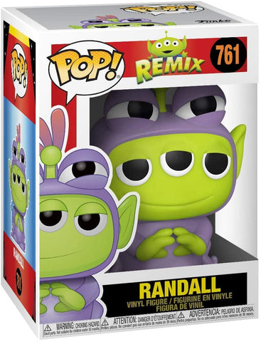 FUNKO POP - PIXAR REMIX - TOY STORY ALIEN AS RANDALL