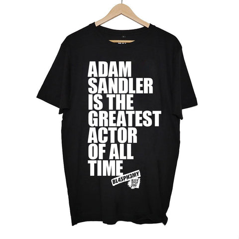 NTG CLASSICS - GREATEST ACTOR SHIRT BLACK