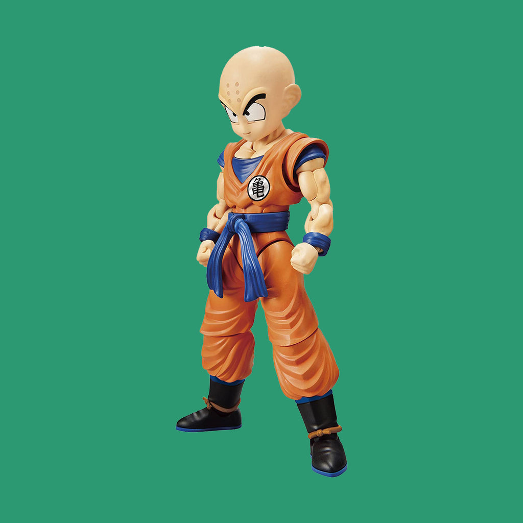 DRAGON BALL Z x BANDAI - MODEL-KIT RISE KRILLIN