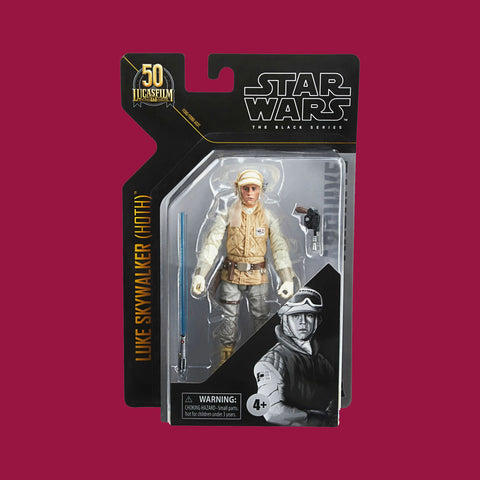 STAR WARS x HASBRO - BLACK SERIES ARCHIVE - LUKE SKYWALKER (HOTH OUTFIT)