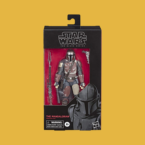 HASBRO - STAR WARS BLACK SERIES - THE MANDALORIAN