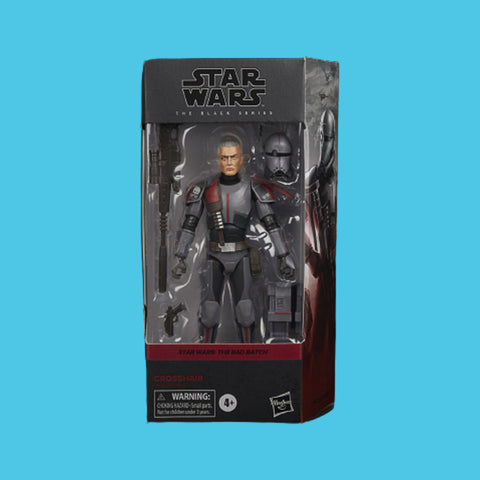 HASBRO - STAR WARS BLACK SERIES - BAD BATCH CROSSHAIR (THE CLONE WARS)
