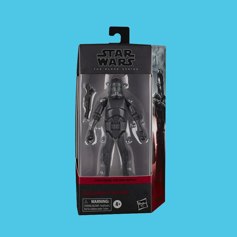 HASBRO - STAR WARS BLACK SERIES - ELITE SQUAD TROOPER (THE BAD BATCH)