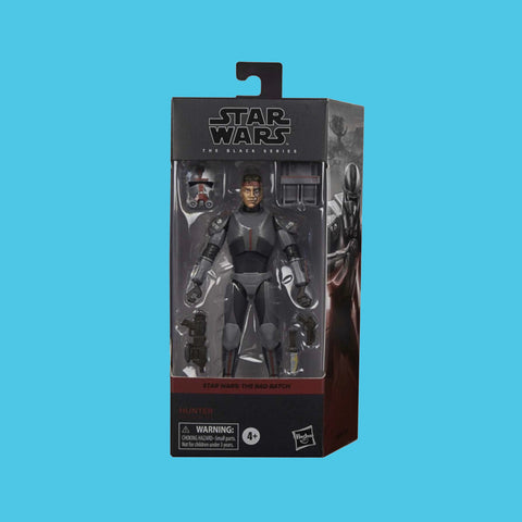 HASBRO - STAR WARS BLACK SERIES - BAD BATCH HUNTER (THE CLONE WARS)