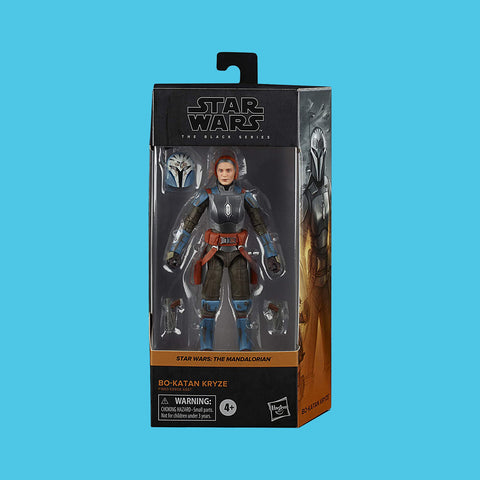 HASBRO - STAR WARS BLACK SERIES - BO-KATAN KRYZE (THE MANDALORIAN)