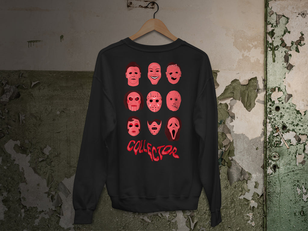 HUNTERS & COLLECTORS KOLLEKTION - COLLECTOR CREWNECK SCHWARZ