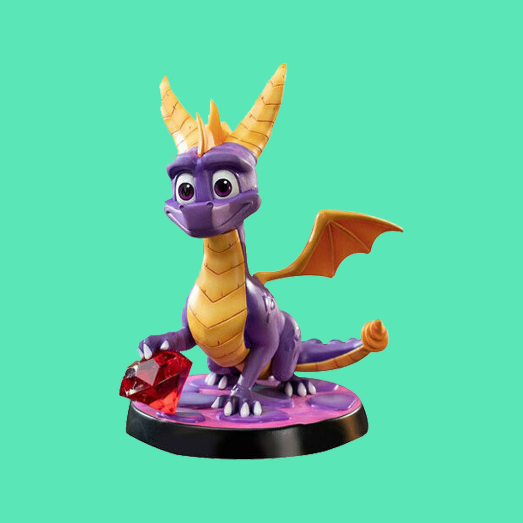 FIRST 4 FIGURES - SPYRO THE DRAGON PVC STATUE 20CM