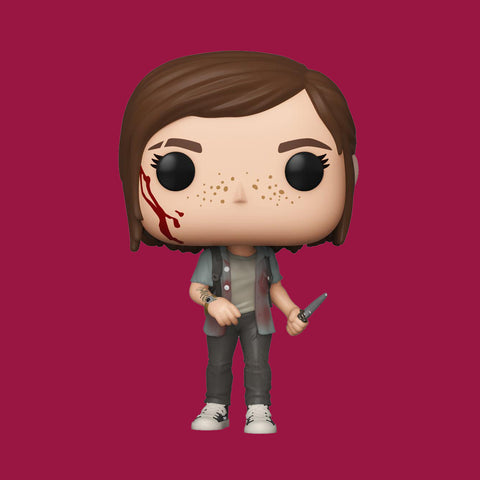 FUNKO POP! LAST OF US - ELLIE