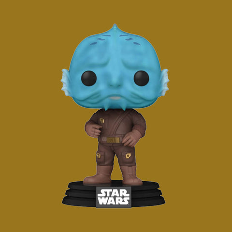 STAR WARS THE MANDALORIAN x FUNKO POP - MITHRIL