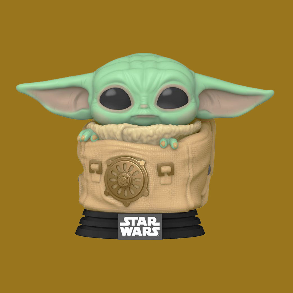 STAR WARS THE MANDALORIAN x FUNKO POP - THE CHILD / GROGU IN BAG (SEASON 2)