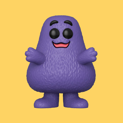 MC DONALD'S - GRIMACE FUNKO POP!