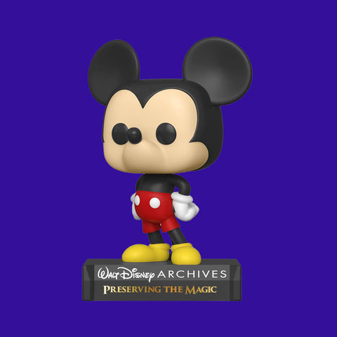 FUNKO POP - DISNEY ARCHIVES - CURRENT MICKEY (9CM)