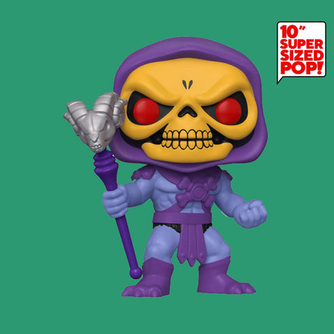 FUNKO POP - MASTERS OF THE UNIVERSE - SKELETOR (SUPER SIZED!)