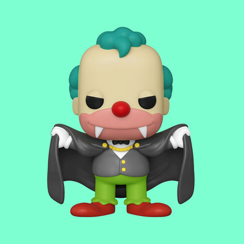 FUNKO POP! SIMPSONS TREEHOUSE OF HORROR - VAMPIRE KRUSTY