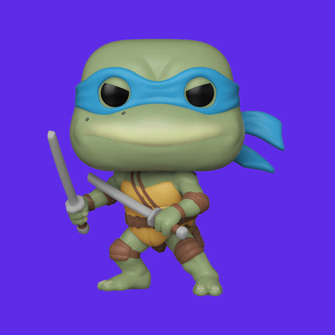 FUNKO POP! x MOVIE TEENAGE MUTANT NINJA TURTLES - LEONARDO (9CM)