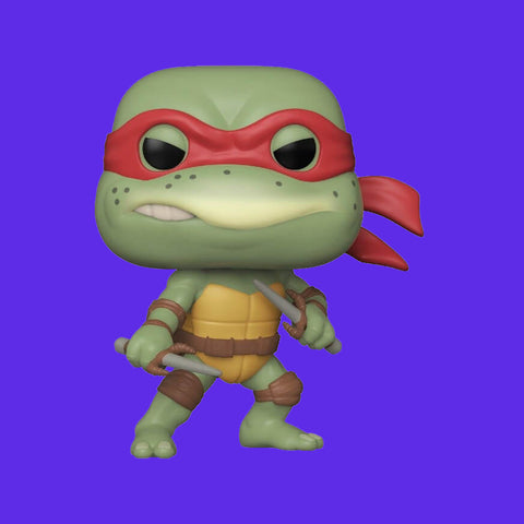 FUNKO POP! x MOVIE TEENAGE MUTANT NINJA TURTLES - RAPHAEL (9CM)