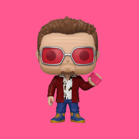 FUNKO POP! FIGHT CLUB - TYLER DURDEN