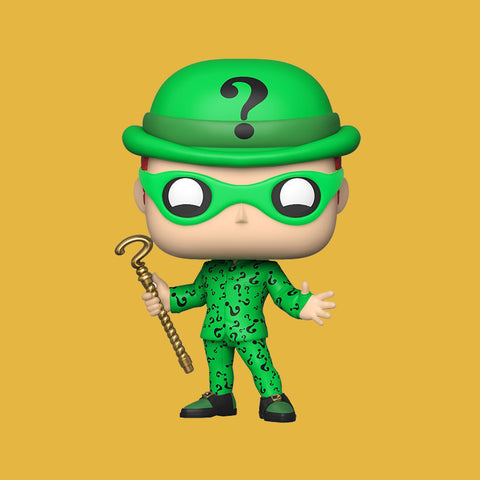 FUNKO POP! BATMAN FOREVER - RIDDLER