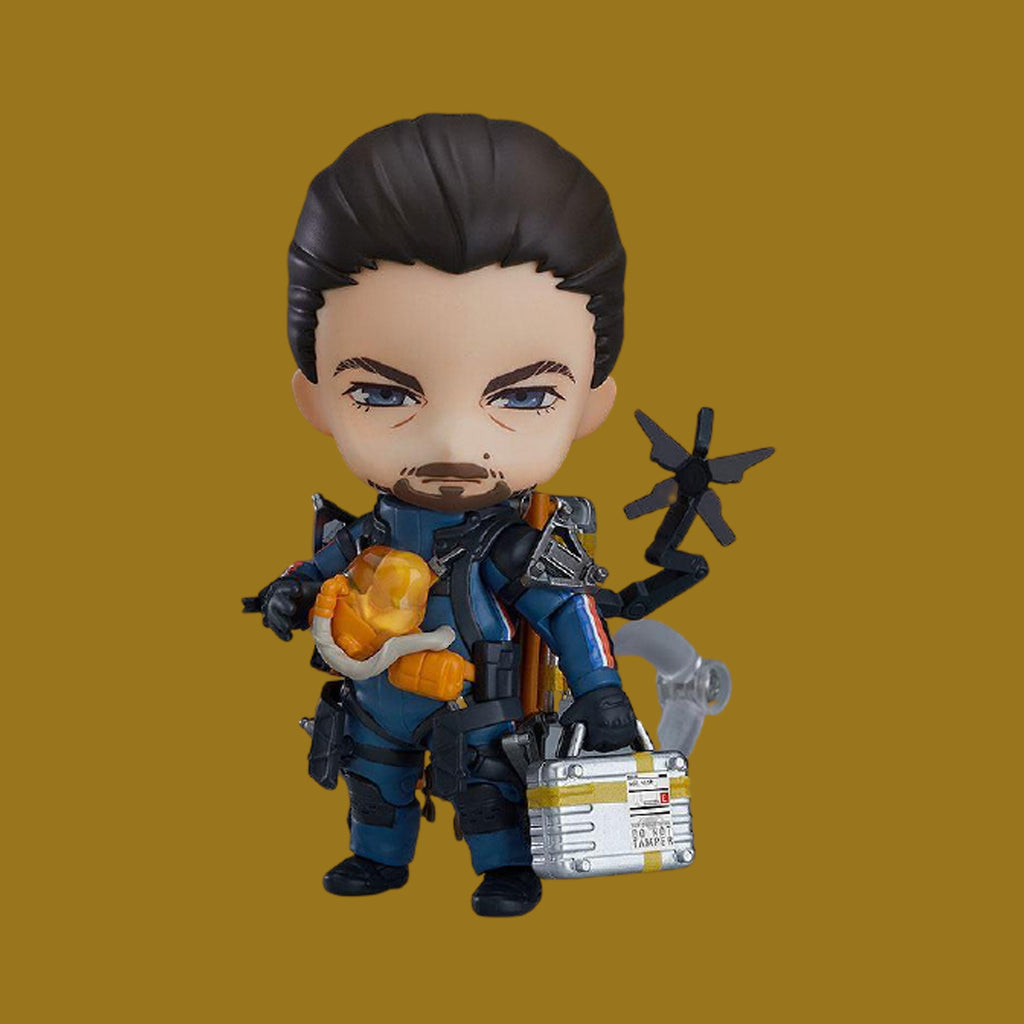 NENDOROID - DEATH STRANDING SAM PORTER BRIDGES - GREAT DELIVERER EDITION