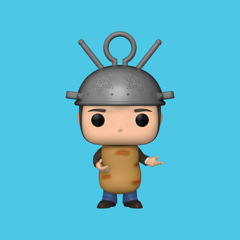 FRIENDS x FUNKO POP! - ROSS GELLER AS SPUTNIK