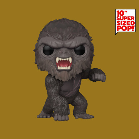 GODZILLA VS. KING KONG x FUNKO POP - KING KONG (SUPERSIZE 10 INCH)