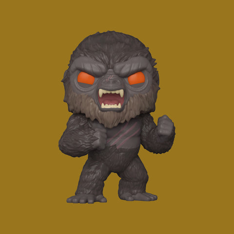 GODZILLA VS. KING KONG x FUNKO POP - BATTLE-READY KONG
