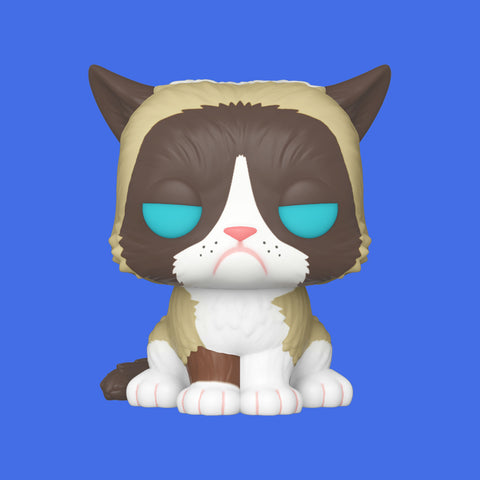 FUNKO POP! - ICONS - GRUMPY CAT (9CM)
