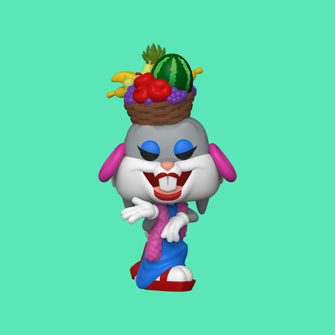 80 JAHRE BUGS BUNNY x FUNKO POP! - BUGS BUNNY IN FRUIT HAT