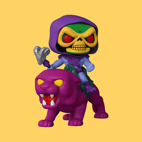 FUNKO POP! x MASTERS OF THE UNIVERSE - SKELETOR ON PANTHOR