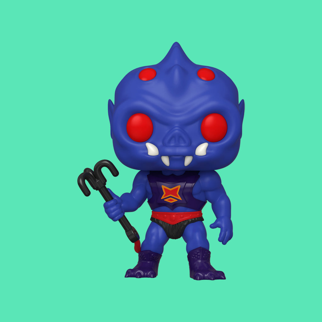 FUNKO POP! x MASTERS OF THE UNIVERSE - WEBSTOR