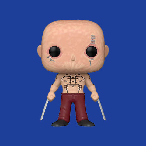 SDCC 2020 FUNKO POP! - MARVEL'S DEADPOOL / X-MEN ORIGINS - WADE WILSON (WEAPON XI)