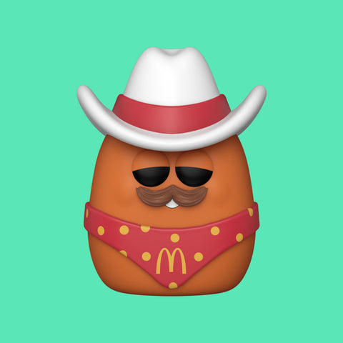 FUNKO POP! x MC DONALD'S - COWBOY McNUGGET