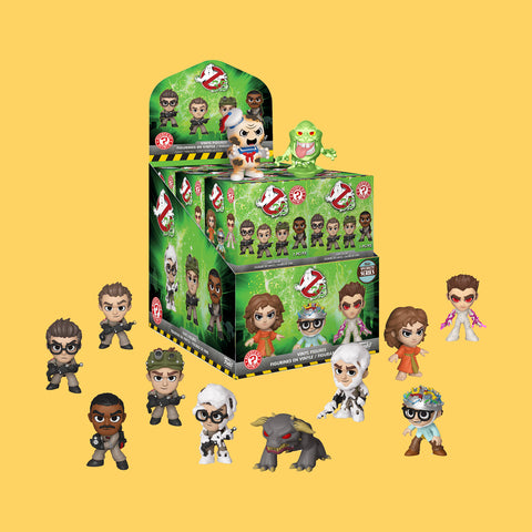 FUNKO MYSTERY MINIS x GHOSTBUSTERS (BLINDBOX)