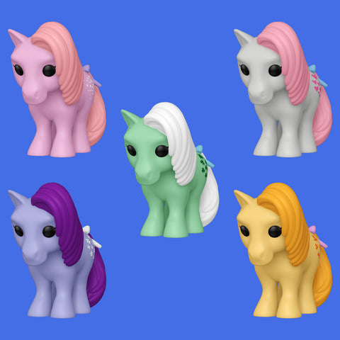 HASBRO x FUNKO POP! - MY LITTLE PONY SET (ALLE 5 FIGUREN)