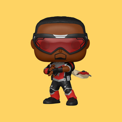 MARVEL'S THE FALCON & THE WINTER SOLDIER x FUNKO POP! - FALCON
