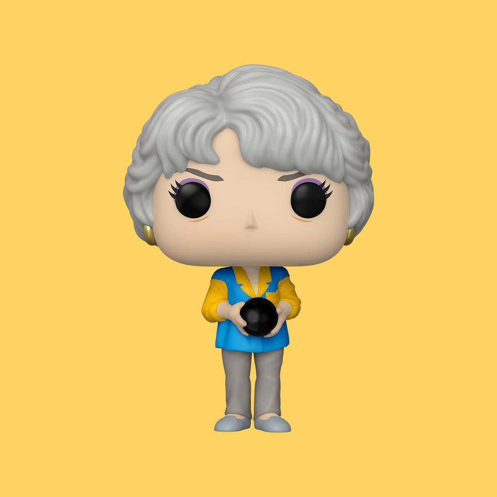 GOLDEN GIRLS x FUNKO POP! - DOROTHY (BOWLING OUTFIT)