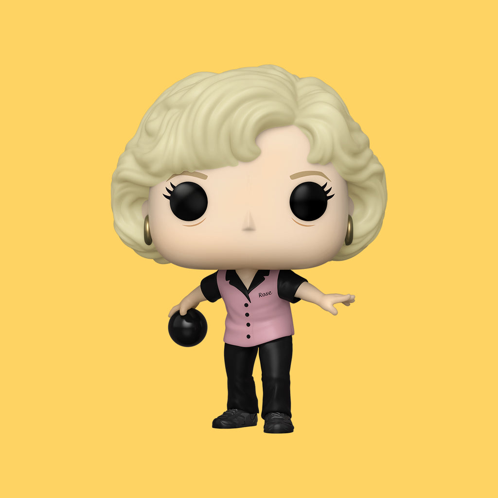 GOLDEN GIRLS x FUNKO POP! - ROSE (BOWLING OUTFIT)