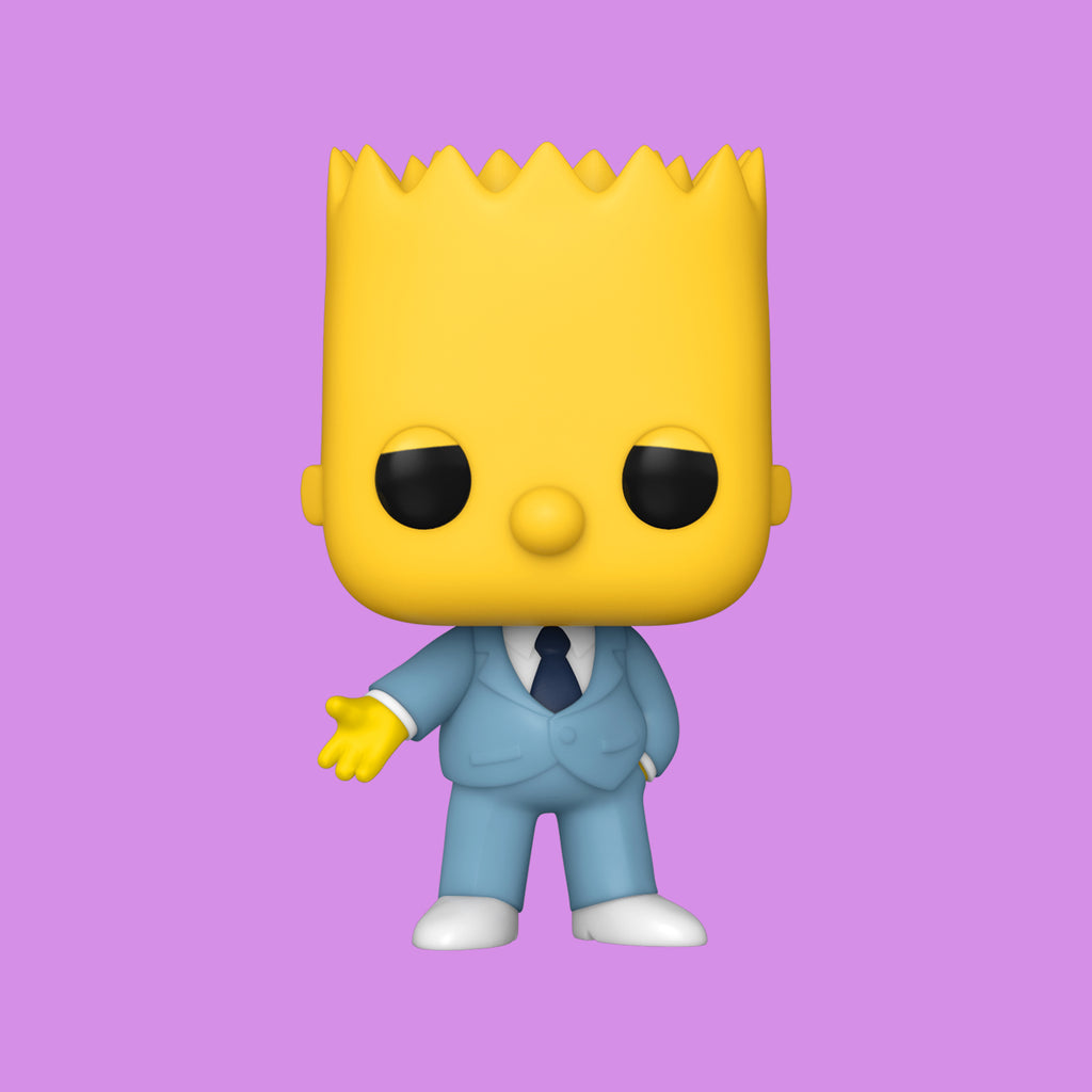 THE SIMPSONS x FUNKO POP! - GANGSTER BART