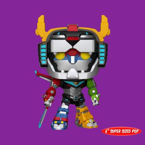 FUNKO POP! - VOLTRON (SUPER SIZED, 6INCH)