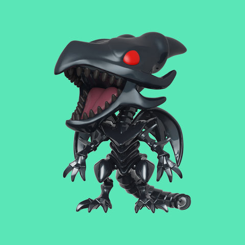 YU-GI-OH! x FUNKO POP! - RED-EYES BLACK DRAGON