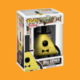 GRAVITY FALLS x FUNKO POP - BILL CIPHER