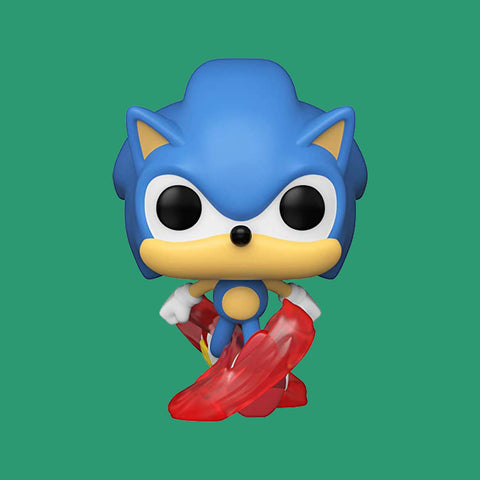 FUNKO POP! SONIC 30TH - SONIC THE HEDGEHOG