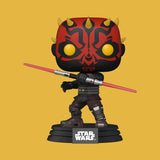 STAR WARS CLONE WARS x FUNKO POP - DARTH MAUL