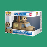 DUMM & DÜMMER x FUNKO POP RIDES - HARRY DUNNE IN MUTTS CUTTS VAN
