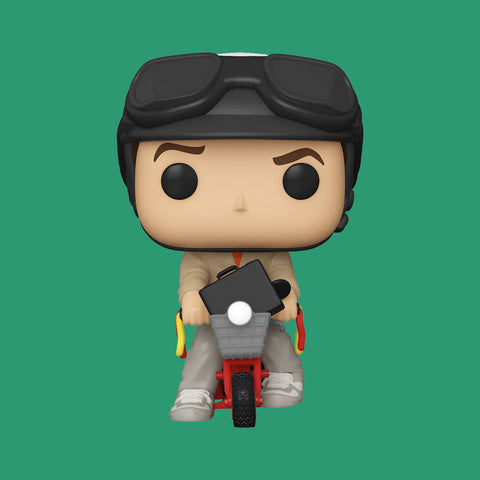 DUMM & DÜMMER x FUNKO POP RIDES - LLOYD CHRISTMAS ON BICYCLE