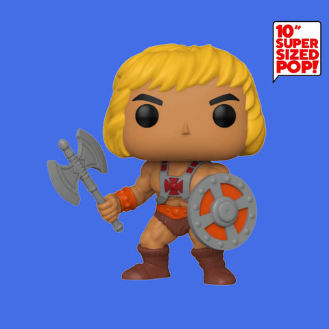 FUNKO POP! x MASTERS OF THE UNIVERSE - HE-MAN (SUPER SIZED!)