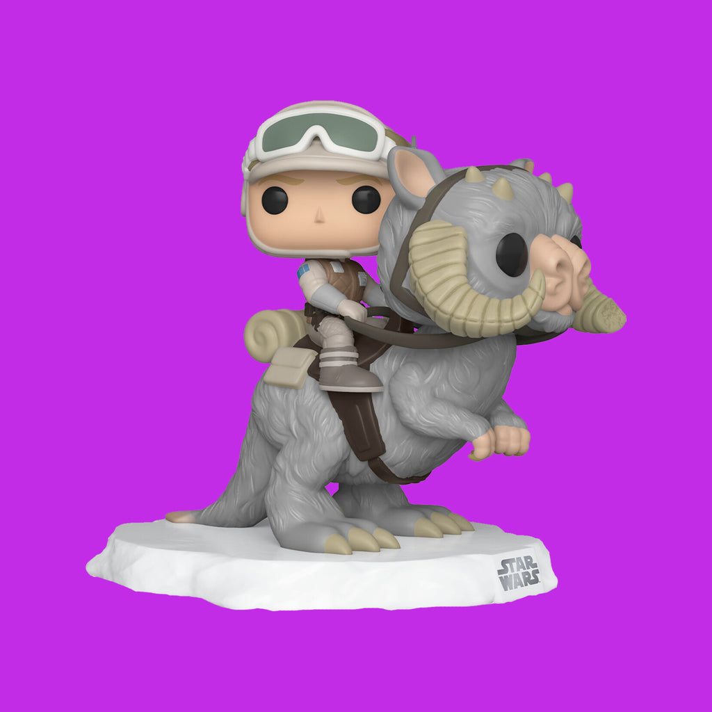 FUNKO POP! - STAR WARS THE EMPIRE STRIKES BACK 40TH - LUKE SKYWALKER WITH TAUN TAUN