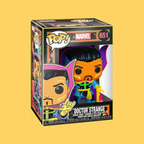FUNKO POP! MARVEL BLACK LIGHT - DOCTOR STRANGE